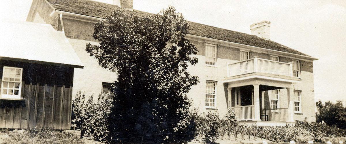 Ireland old family homestead