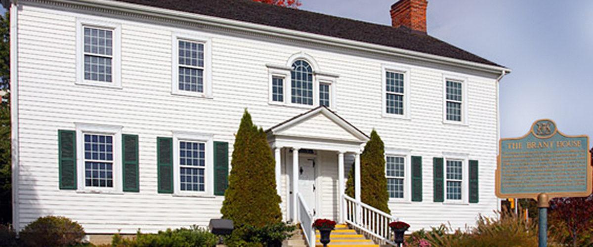 Joseph Brant Museum homestead