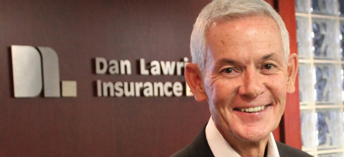 Dan Lawrie of Dan Lawrie Insurance Brokers donates to Joseph Brant Museum expansion