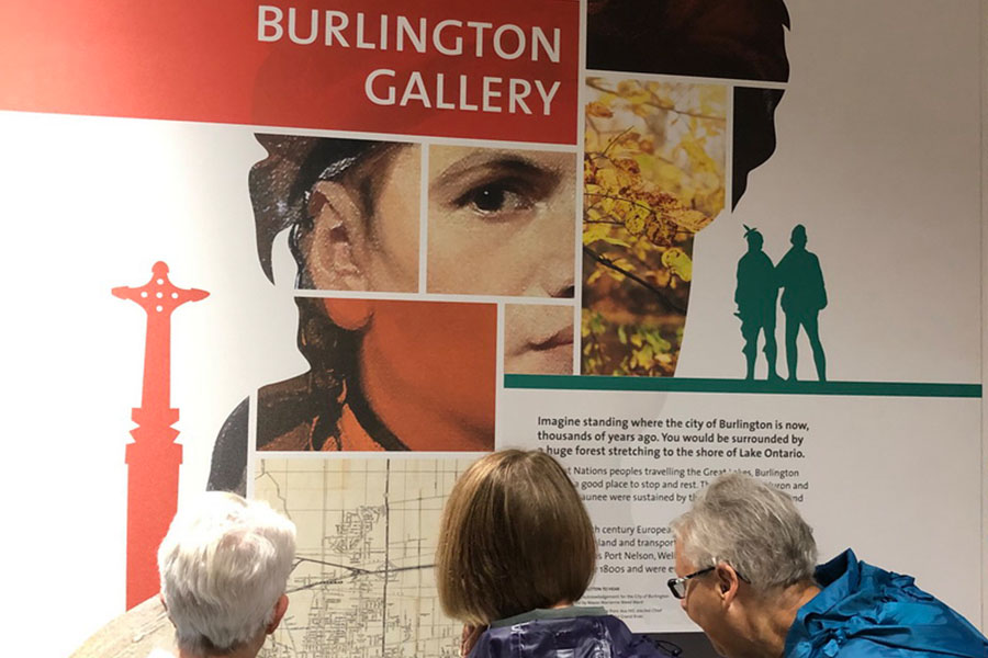 Joseph Brant Museum Burlington gallery